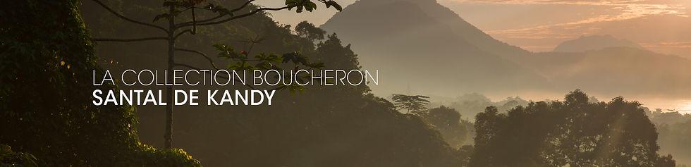 La Collection Boucheron Santal de Kandy