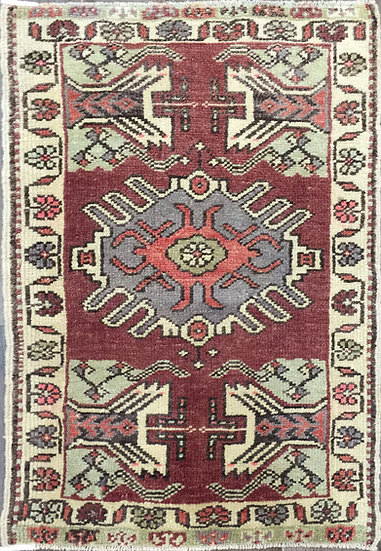 2178 Yurkish Yastik 1.9x2.6