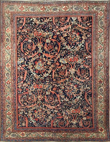 9A0193 Persian Mahal Mustafi 8.10x11.8
