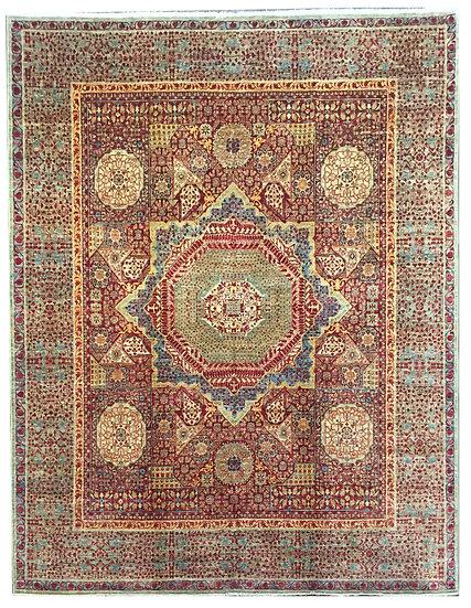 8296 Afghan Mamluk 8.1x9.9