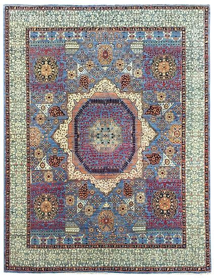 8321 Afghan Mamluk 7.11x9.5
