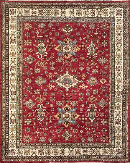 8A273 Afghan Kazak 8x10.6