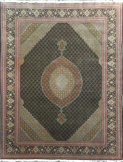 10A0405 Persian Tabriz 9.10x13.2