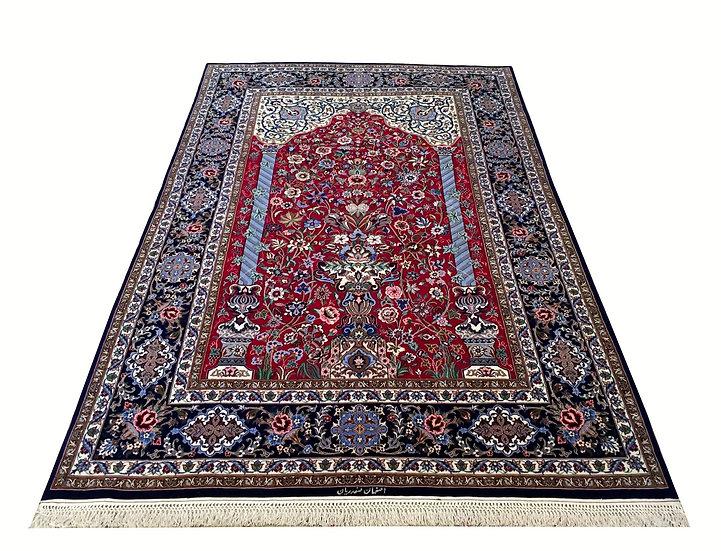 5A0076 Persian Isfahan 4.7x7.2