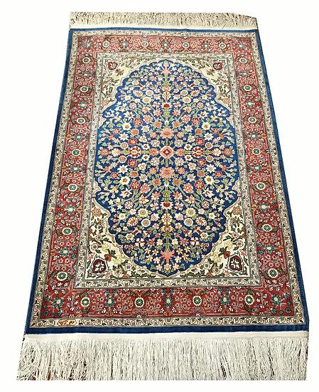 3A0038 Turkish Hereke %100 Silk