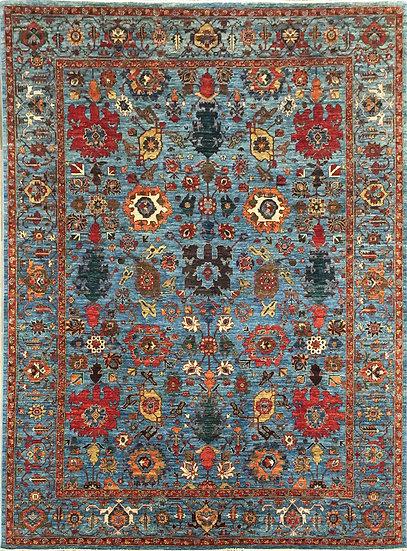 9255 Afghan Bakshaish 8.10x11.11