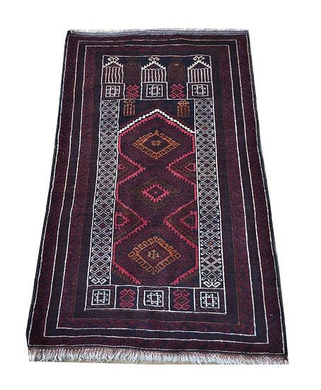 3112 Afghan Baluch 3x4.10