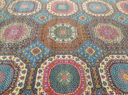 9A0337 Indian Sari Mamluk 8.11x11