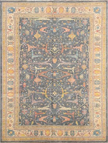 8A183 Afghan Bijar 7.10x10.10
