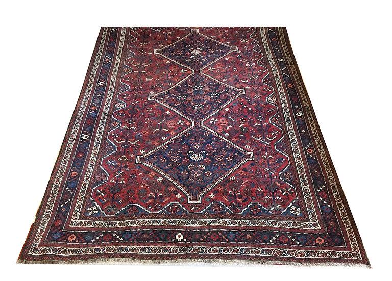 8024 Persian Qashqai Shiraz 7.6x11