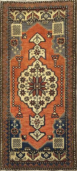 2A0178 Turkish Yastik 1.10x3.10