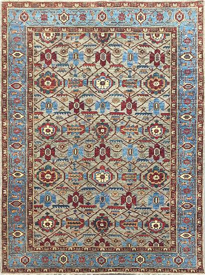 5A0228 Afghan Bijar 5.2x7.7