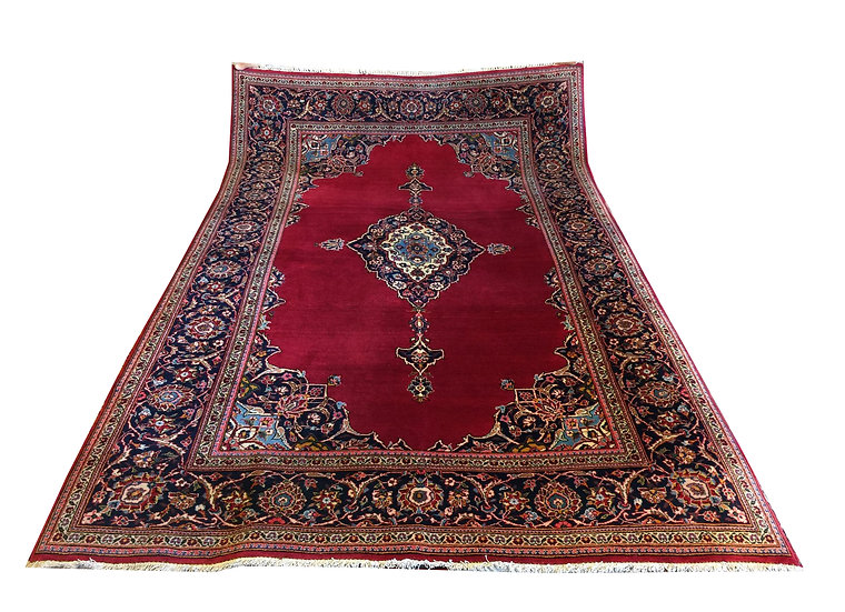 5A0105 Persian Kashan 4.8x7.8
