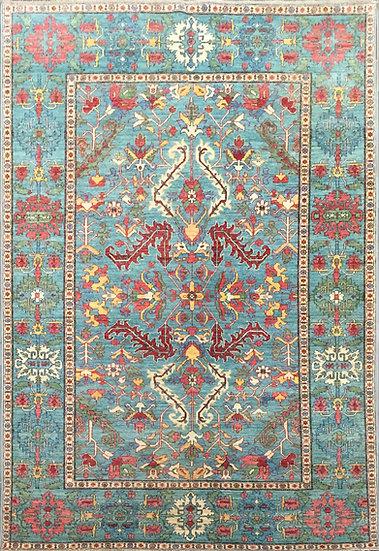 6177 Afghan Bijar 6.2x9.3