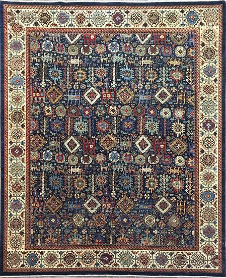 8A425 Afghan Shiraz 8x9.6