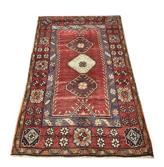4112 Turkish Oushak 3.8x6.3