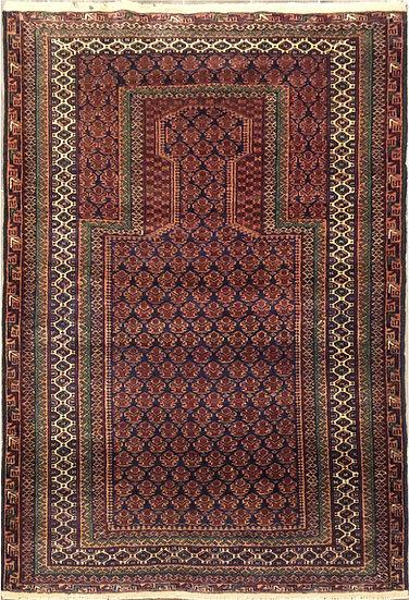 3A0186 Afghan Baluch 3.1x4.7
