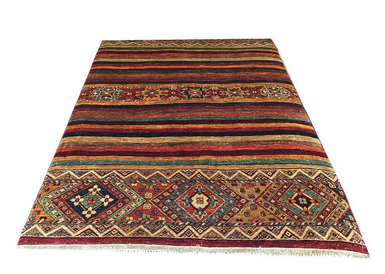 4A0058 Afghan Kazak 4x6.1