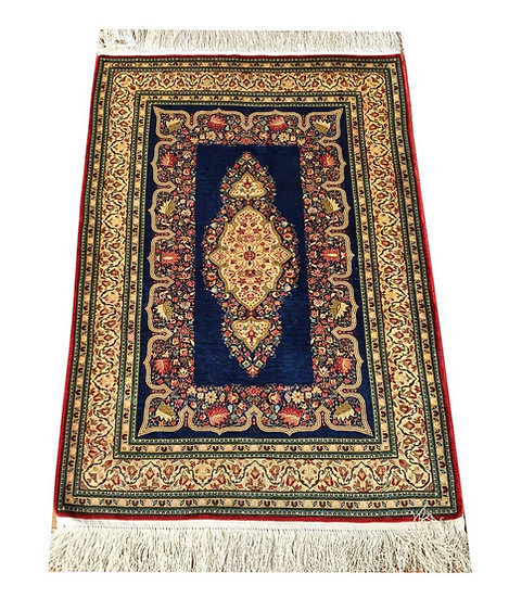 3136 Turkish Hereke %100 Silk 2.4x3.5