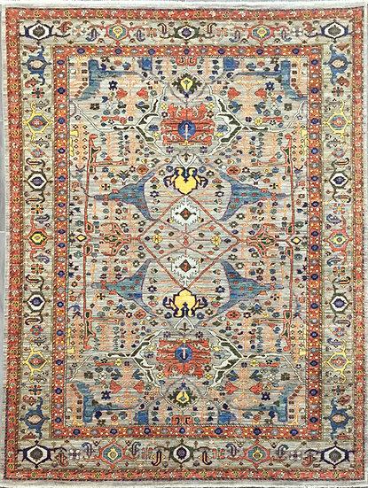 6173 Afghan Bijar 5.11x8.8