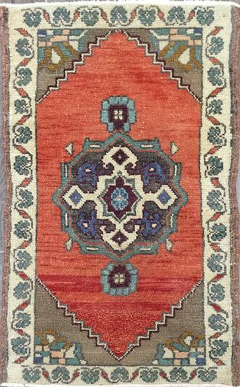 2181 Turkish Yastik 1.8x2.9