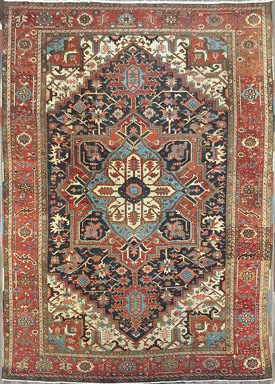 9A0311 Persian Serapi 9.7x12.4