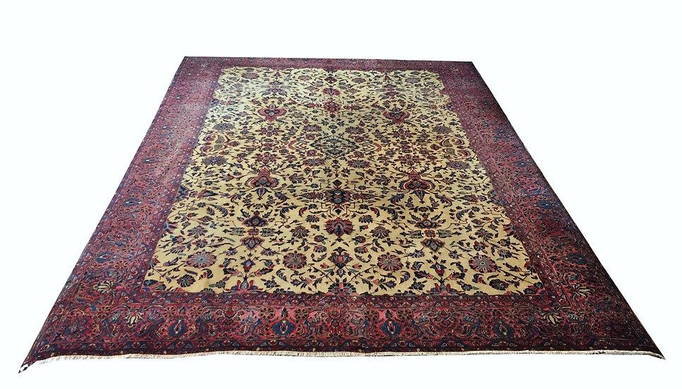 9065 Persian Sarouk 9x12