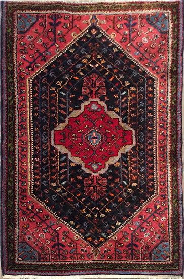 3A0258 Persian Hamadan 2.7x4