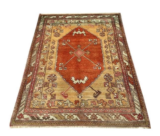 4061 Turkish Oushak 4.3x5.8