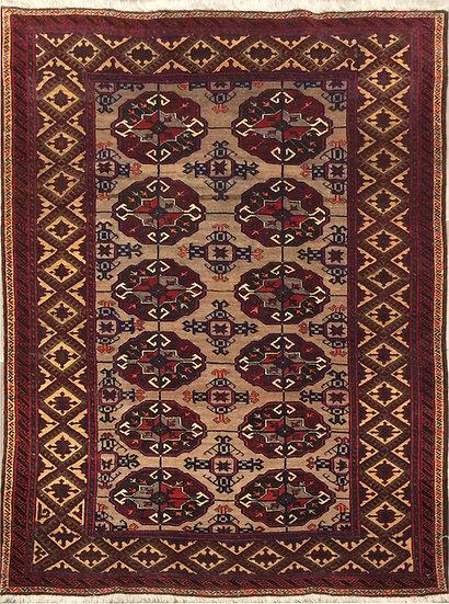A168 Afghan Bokhara 3.11 x5.10