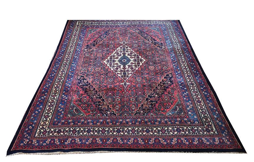 9054 Persian Hamadan 8.11x12.2