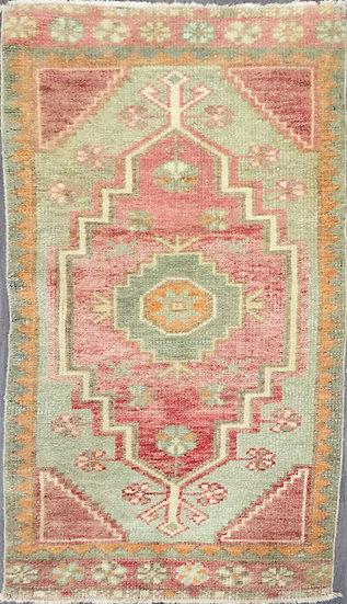 2187 Turkish Yastik 1.5x2.11