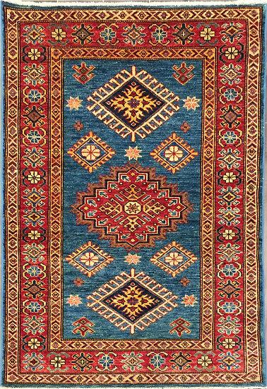 3A0234 Afghan Kazak 3x4.8