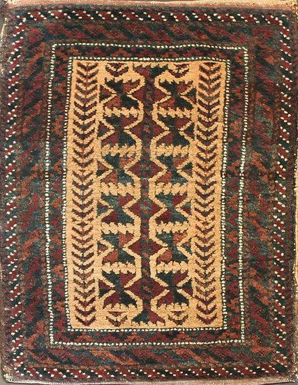 2063 Afghan Baluch 1.8x2.8