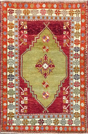 3A0178 Turkish Anatolian 2.11x4.4