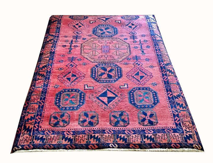 5A0041 Persian Lori 5x8.2