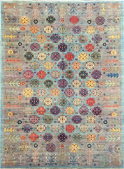6A0200 Afghan Tribal 6.6x8.11