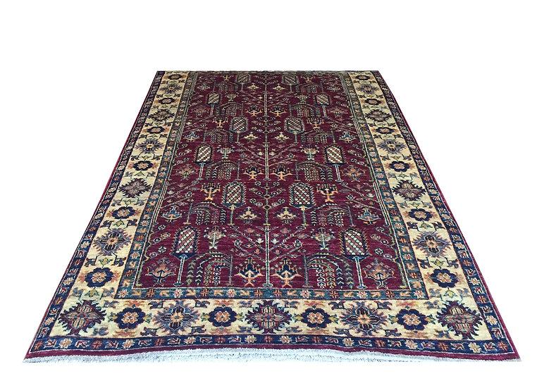4A0075 Afghan Bakhtiar 4x6.1
