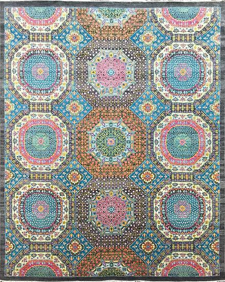 8A364 Indian Mamluk 8x10