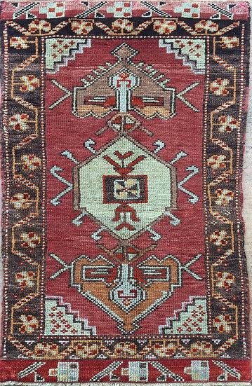 2120 Turkish Oushak 1.8x3