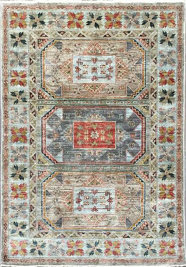 4279 Afghan Kazak 4x6