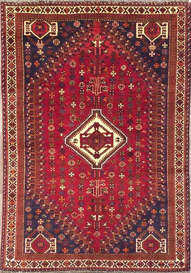 5A0151 Persian Shiraz 5.2x8.3