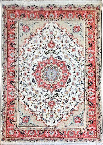 8A187 Persian Tabriz 6.5x10