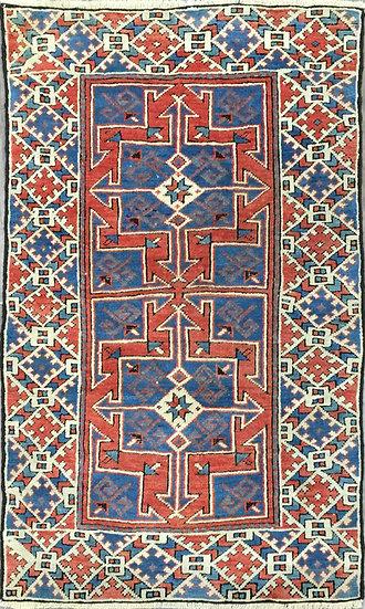 3A0288 Turkish Bergama 2.7x3.11
