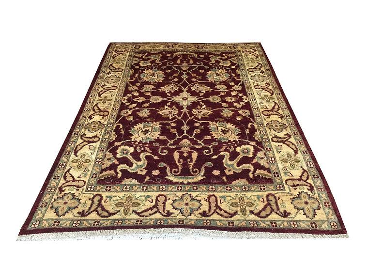 4A0074 Afghan Oushak 4x5.9