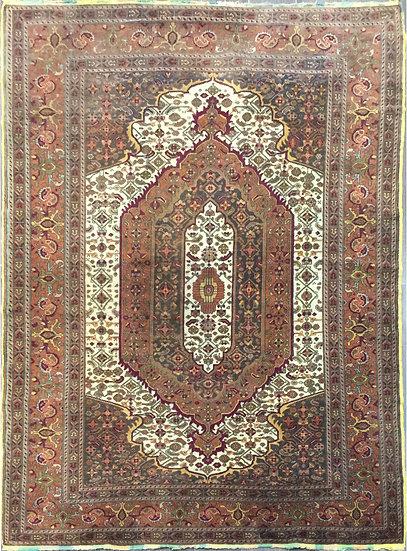 A226 Persian Senneh 4.4x5.7