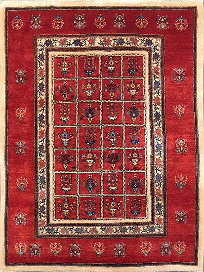 6A0167 Persian Gabbeh 5.10x8