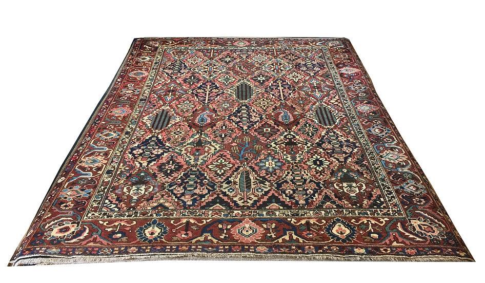 9060 Persian Bakhtiar 9.5x11.7