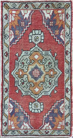 2113 Turkish Yastik 1.9x2.11