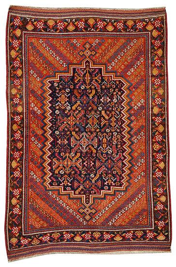 4188 Persian Afshar 4x5.9